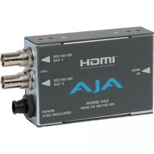 HA5 HDMI to SD/HD-SDI video és audio konverter
