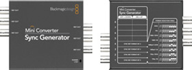 Blackmagic Sync Generator Mini Converter